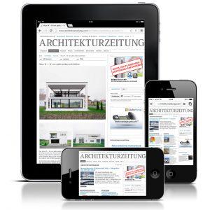 Architekturjournalist Architekturzeitung
